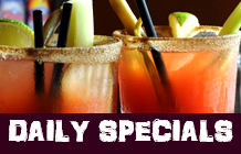 Rose and Crown Pub - Daily Specials