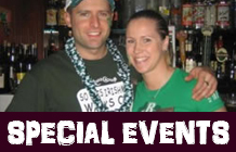 Rose and Crown Pub - Special Events
