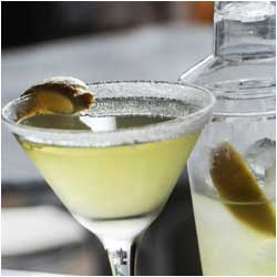 Enjoy Lemon Drops at the Rose and Crown Pub