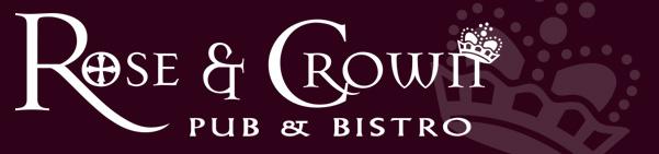 Rose and Crown Long Logo